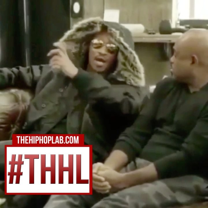 The clip that got #Jayz sending shots at #Future on his new album