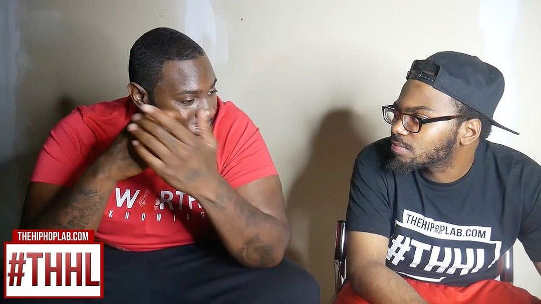 Part 1 & 2 of @landobandothhl's interview with @peezy__te out on #THHL YouTube | talks New Detroit Wave, Team Eastside making the #SayCheese list Not talking to #DameDot anymore and the reason why.