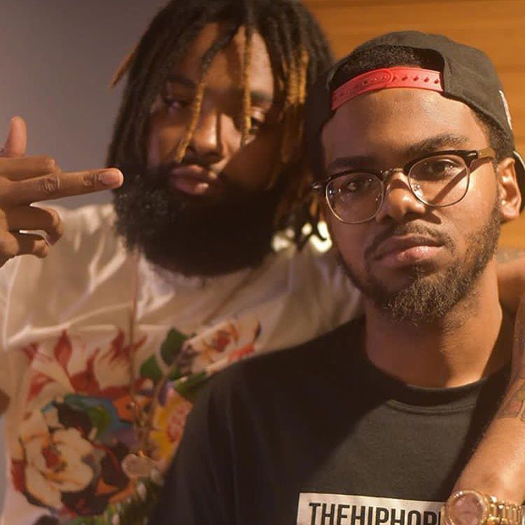#FreeSadaBaby | Him and @toodaman Shot a crazy video last night before he went in, dropping this week on #THHL