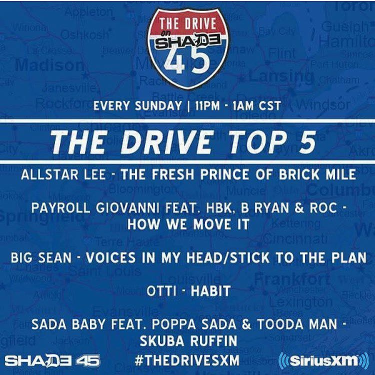 S/o @shade45 & @finesse_fest for spinning Fresh Prince Of Brick Mile | Link in @allstarlee bio | #THHLMangement