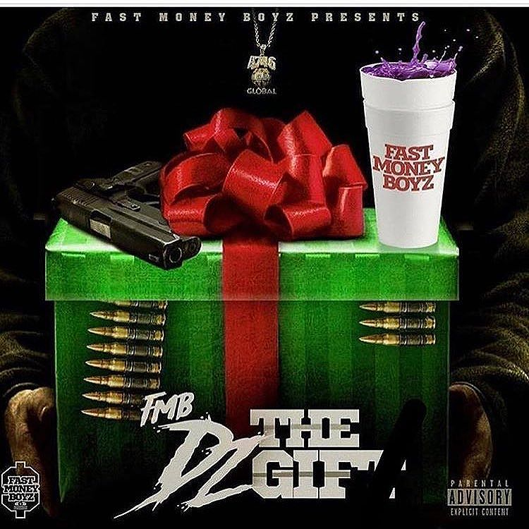 @fmb_dz gearing up to drop his 3rd Project this year. | #TheGift 12/25 via @bigface_barry