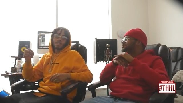 Go watch @landobandothhl's #THHL interview with @bglonnie4620 out now on TheHipHopLab Youtube.