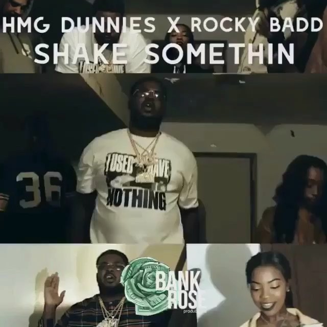 """@hmgdunnies x @imrocky.b """"Shake Something"""" out now on YouTube"""