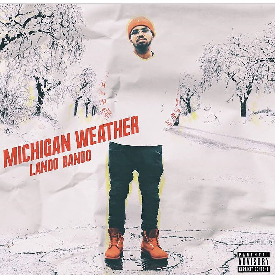 """@landobandothhl New album """"Michigan Weather"""" coming soon // make sure you got the 1st #DontLetYoBtchHearThis Out Now on all streaming platforms."""