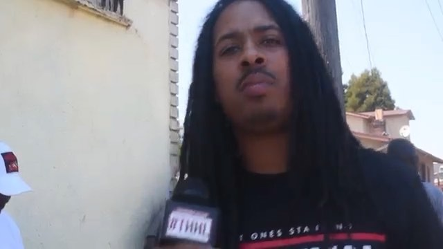 @landobandothhl goes to #Oakland & interviews @pressur3gang says it was a dream come true seeing us out there  Go check out his full interview on TheHipHopLab.com & Youtube.
