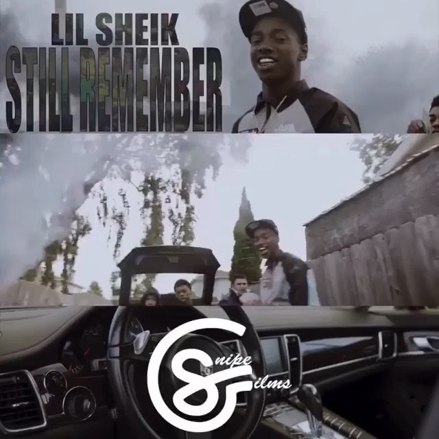 "The Bay's @19lilsheik drops ""Still Remember"" Out Now On Youtube"