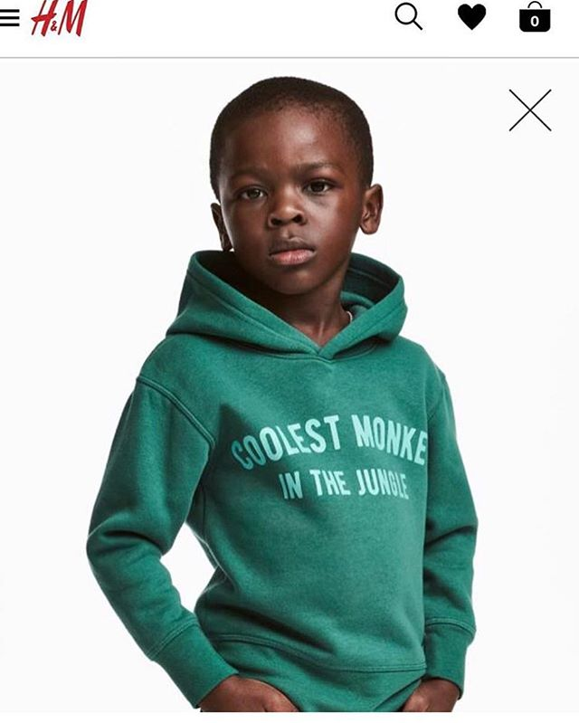 H&M is getting black lash for their latest hoodie. Is it disrespectful? Or do you think their bring to sensitive? 🤔