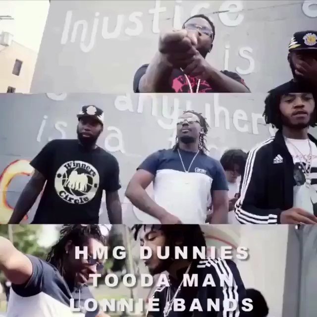 New @hmgdunnies #DunDunItAll out now