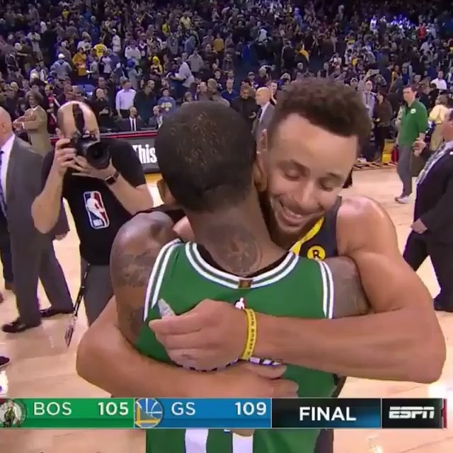 Why #Kyrie do #StephCurry like that  #WaitForIt