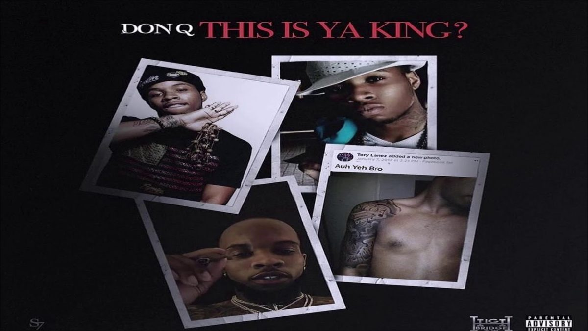 Don Q Comes Back With Another Diss Track For Tory Lanez | #THHL