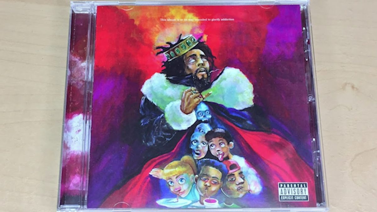 Cole-Finessed-Detroit-Artist-Out-Of-KOD-Cover-Art